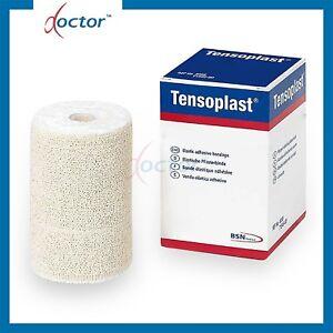 Benda Elastica adesiva Tensoplast m 4,5x5/7,5/10 cm - bende elastiche adesive