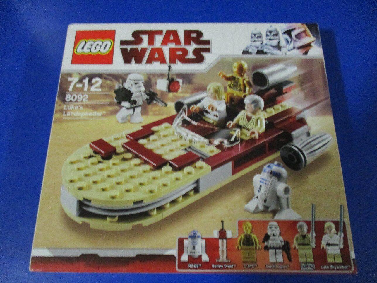 LEGO 8092 Star Wars Luke´s Landspeeder  NEU OVP ungeöffnet