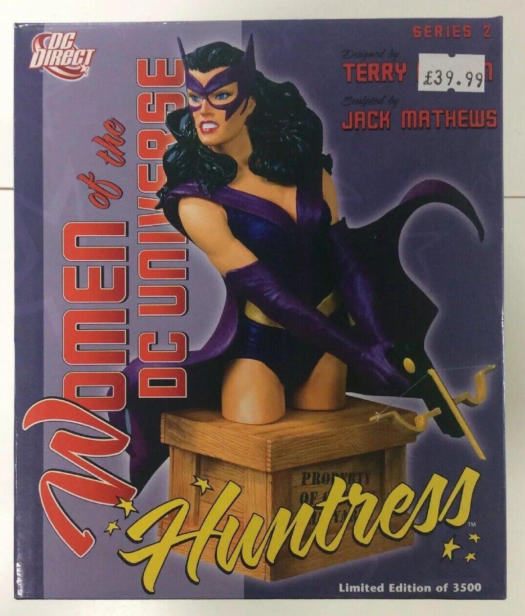 Women Of The DC Universe Series 2  Huntress