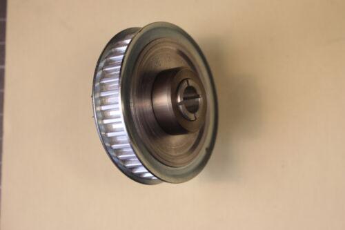 Zahnriemenrad T5 Z36 Bohrung 10mm D56mm B 10mm