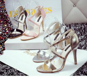 Zapatos-sandalias-de-mujer-talon-tacon-aguja-10-cm-plata-oro-negro-rosa-8547