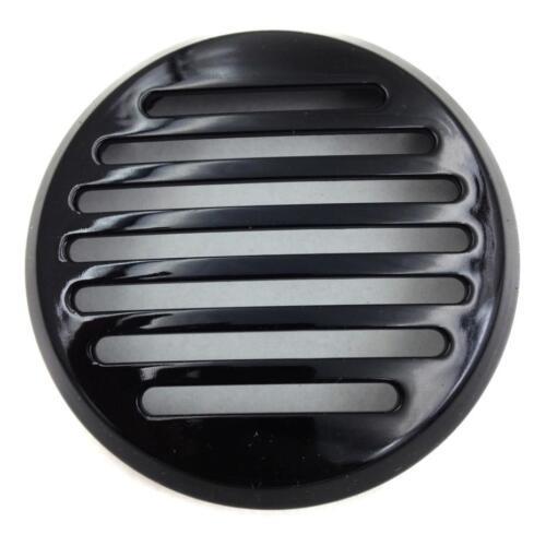 Black Round Grill Horn Cover For Honda VTX 1300 C VTX 1800 C 2002-2009 03 04 05