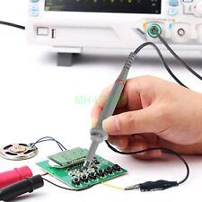 2pcs Oscilloscope Probe P6100 100 Mhz Test Probe Kit Fits Tektronix Hp Amp Other