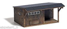 Busch 1518 Schweinestall, H0 Modellwelten Bausatz 1:87