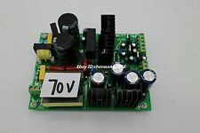 500W +/-70V amplifier dual-voltage PSU audio amp switching power supply board
