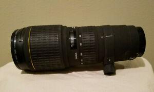 Canon-EOS-Rebel-Sigma-100-300mm-F4-APO-DG-2-bags-filter-accessories
