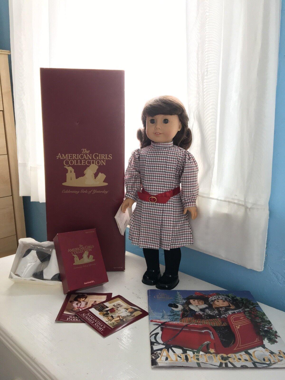 Pleasant Company American Girl Doll Samantha