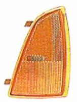 1994-1997 Chevrolet S-10 Gmc Sonoma Lh Sidemarker Lamp With Sealed Beam