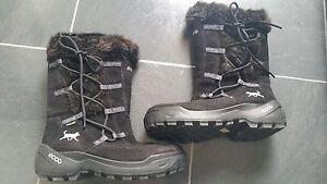 Size Boots 39 Winter Black Warm Ecco wqRg1YB