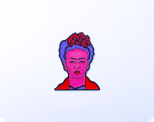 Enamel-Pins-Frida-Kahlo-Fan-Art