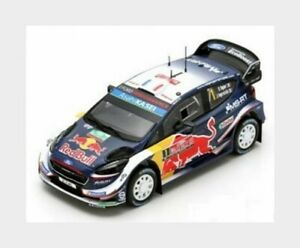 Ford Fiesta Wrc Gagnant du rallye Grande-Bretagne 2018 Ogier Ingrassia Spark 1:43 S5972