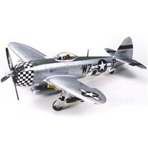 Tamiya 61090 1 48 Avión Kit de Modelismo USAF República P-47d Bomba Bubbletop