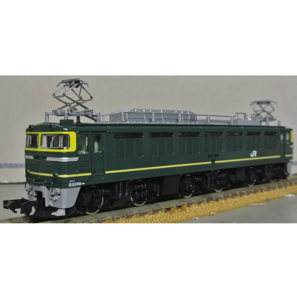 Tomix 9157 Electric Locomotive EF81 Twilight Express - N