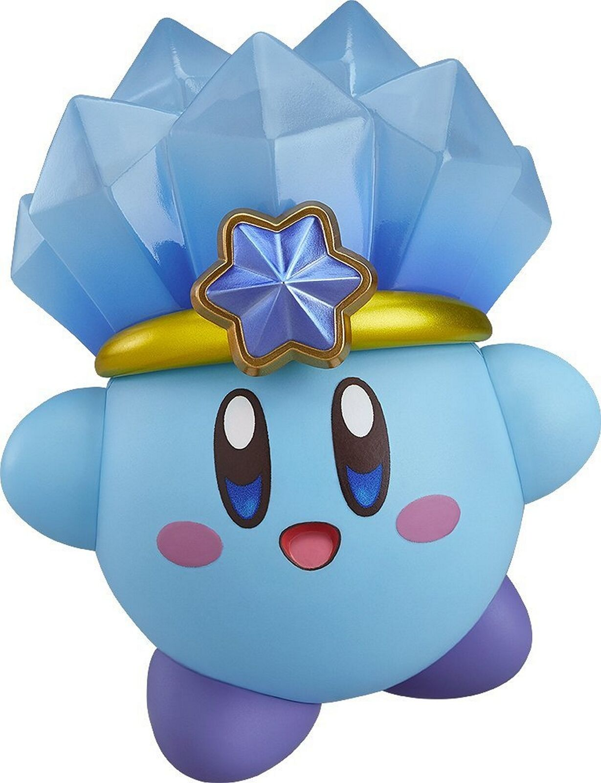 Good Smile Dream Land: Ice Kirby Nendoroid Action Figure