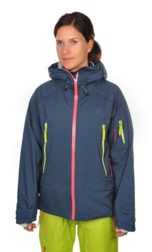 Neu VÖLKL Damen Skijacke PRO MT.ST.HELENS JACKET Denim Gr 42//XL UVP 499,95€