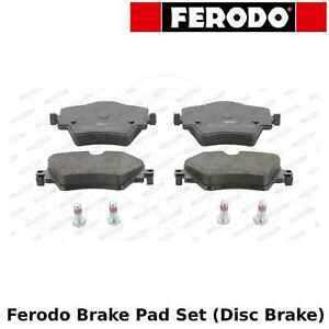 Ferodo FDB4689 Brake Pad Set