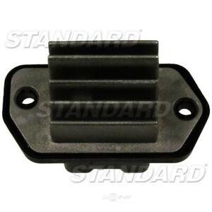 Hvac Blower Motor Resistor Standard Ru 348 Ebay