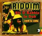 Riddim - The Best of Sly & Robbie in Dub 1978 to 1985