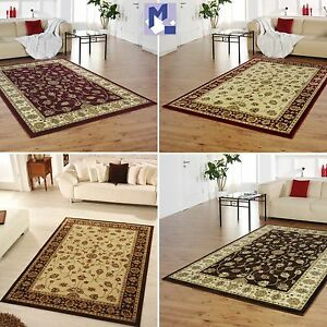 Tapis-Nain-All-Over-orient-motif-classique-en-fin-finition-NEUF