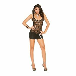 b86067f24fd8b Lycra and Lace Mini Dress by Elegant Moments Women 3x. About this product.  Stock photo; Picture 1 of 2; Picture 2 of 2. Stock photo