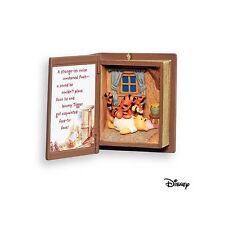 Surprised to Meet You 2007 Hallmark Ornament #10 Disney Winnie The Pooh  Tigger