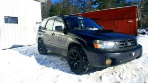 2005 Subaru Forester Xt Premium