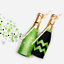 Hemway-SUPER-CHUNKY-Ultra-Sparkle-Glitter-Flake-Decorative-Craft-Flake-1-8-034-3MM thumbnail 342