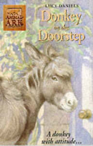 Animal-Ark-12-Donkey-on-the-Doorstep-Lucy-Daniels-Very-Good-Book