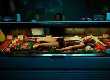 David LaChapelle Limited Ed. Photo Print 56x41 Zdenka Sutton Nude, Michael Kors