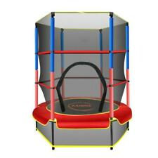 New 4.5ft Kahuna Trampoline Round Free Safety Net Spring Pad Cover Mat Outdoor