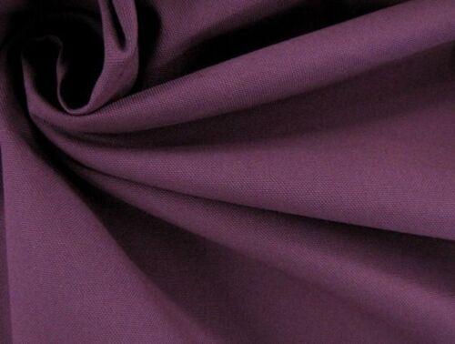 toile tissu au mètre coton 280 cm large fermement robuste UF EUR 15,97//m