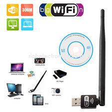 150M 150Mbps Mini USB WiFi Wireless Adapter Network LAN Card 802.11n/g/b vdw
