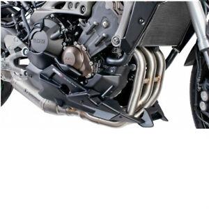 PUIG-PUNTALE-YAMAHA-MT-09-2014-ENGINE-SPOILER-CARBON-LOOK-SCARICO-AKRAPOVIC