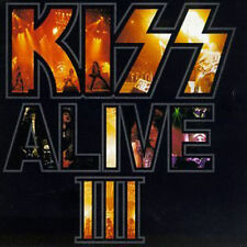 KISS (ALIVE III - CD SEALED + FREE POST)
