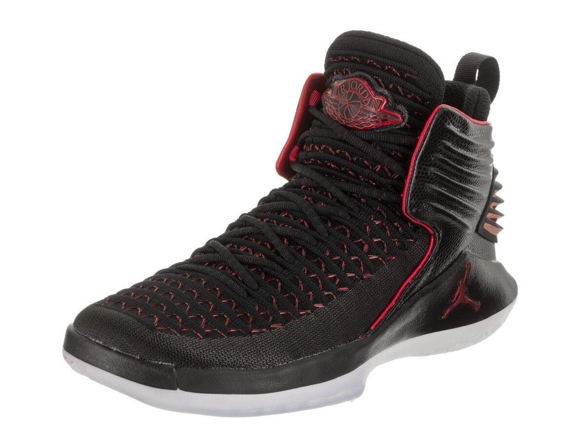Nike Air Jordan Retro XXXII 32 Bred Banned XXX2 MJ Day AA1254 001 NWT