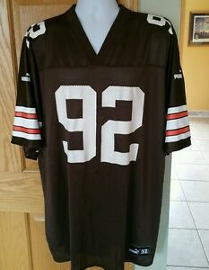 Discount Vintage puma Cleveland Browns mens XL C.Brown jersey brown | eBay  supplier