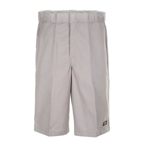 13 inch Multi Pocket Work Short SILVER GREY Dickies Uomo