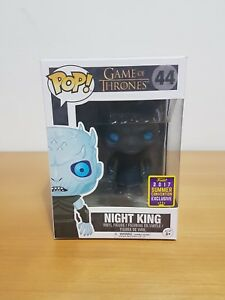 Pop!   Game Of Thrones - Convention d'été 2017 du Night King Ex