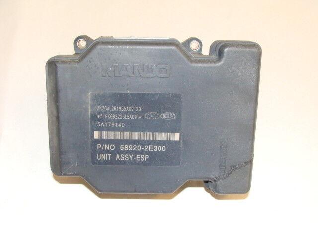 2005 2006 Hyundai Tuscon ABS PUMP ANTI-LOCK BRAKE ASSEMBLY