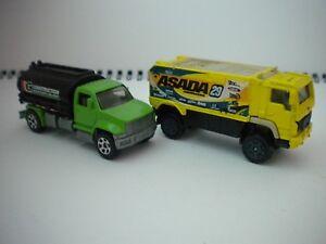 MATCHBOX-SET-Desert-Thunder-and-Utility-Truck