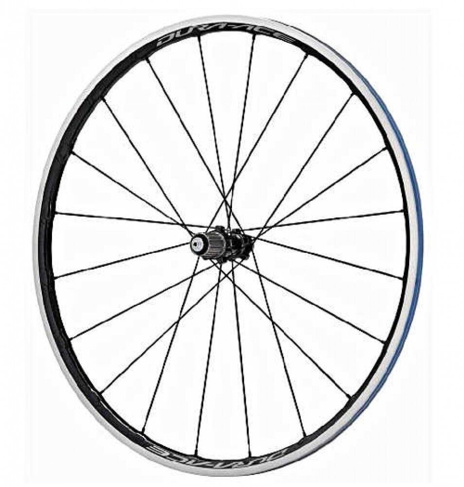 SHIMANO WH-R9100-C24-CL-R DURA ACE Clincher Rear Wheel  Only Fast Ship Japan EMS  amazing colorways