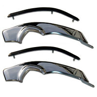 1969 Camaro Rear Bumper Guard Kit Pair