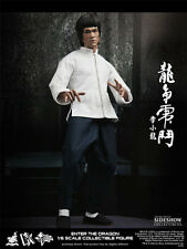 Hot Toys Bruce Lee Enter the Dragon Sideshow 2 Body Exclusive!! FACTORY SEALED!!