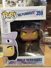 Runaways Funko Pop Marvel Molly Hernandez Collectible Figure Multicolor