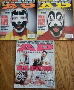 Insane-Clown-Posse-A-P-Magazine-Alternate-Press-Lot-south-park-twiztid-ICP