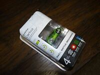 18052 Brookstone Desk Pets Appbot Carbot Race Battle Android Iphone Green