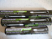 Pittsburgh 1/4, 3/8 & 1/2 Torque Wrenches