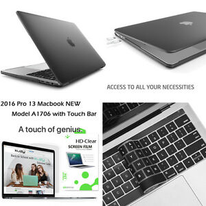 Luxury-Mac-Hard-Case-Keyboard-Cover-For-2016-NEW-Macbook-Pro-13-With-Touch-Bar