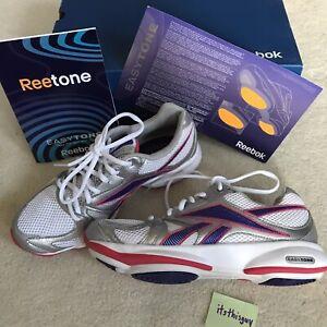 Reebok Reetone EasyTone Inspire Fitness Shoes Womens Sz 6