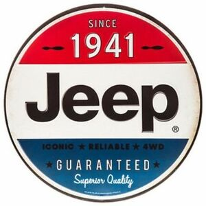 Vintage-Style-1941-Jeep-Metal-Signs-Oil-Can-Man-Cave-Garage-Home-Decor-Dad-Gift